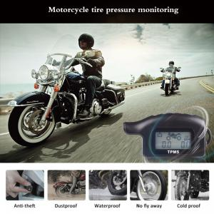 2 wheels Wireless Real Time Motorcycle TPMS